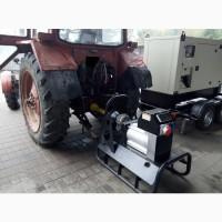Генератор навесной от ВОМ трактора AV 22 ( 17, 6 кВт, 3ф~)