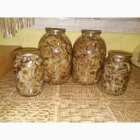 Продам Маринованные грибы, опята, сыроежки