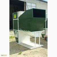 Продам безрешетний аеродинамічний сепаратор зерна ІСМ-40