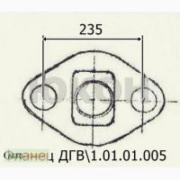 Фланец ДГВ 1.01.01.005 - плита задняя, пресс гранулятора Б6-ДГВ