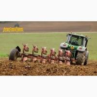 Аренда трактора: пахота, культивация, дисковка, посев