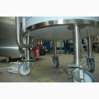 Варочный котел-сыроварня 150 литров/ пастеризатор з нержавейки для производства сыра новая