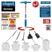 Универсальная пневматическая лопата - Scheppach Aero Spade