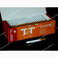 Сигаретные гильзы TNT LONG 20 мм фильтр Сигаретні гільзи TNТ 20 мм фільтр