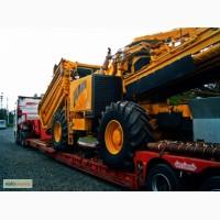 Перевозки негабаритных грузов, негабаритные перевозки, услуги трала в Житомире, негабарит