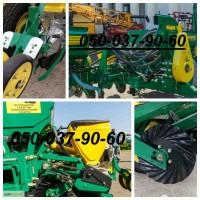 Сеялка Harvest 560, 8-рядков новинка на рынке Предпосевная подготовка и посев