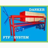 Фильтр подсолнечного масла FTF - system