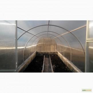 Теплицы арочные под поликарбонат от производителя