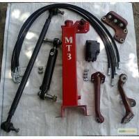 Переоборудования рулевого МТЗ-80/82 под насос дозатор