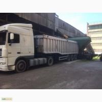 Послуги перевезення зернових