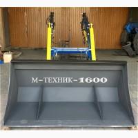 Кун. быстросъёмный погрузчик М-Техник1600 (швидкоз`ємний навантажувач)