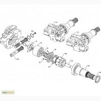 Ремонт импортных гидронасосов и гидромоторов от Гидравлик Лайн
