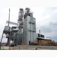 Зерносушилка на дровах, 7, 5 МВт