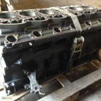 Блок цилиндров двигателя DAF XF 105 2007 г.в. В наличии