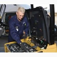 Рецикляж (восстановление) складских погрузчиков Toyota