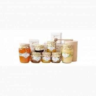 Продам крафтовый проект – упаковка для медовых подарков