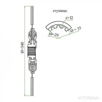 Диск сцепления МТЗ-80 (Д-240, Д243) демпфер на пружинках | 70-1601130-А3 (ТАРА)