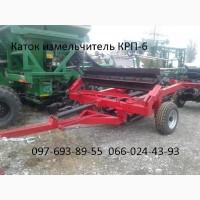 Производство и продажа катков измельчителей рубящих КРП-6