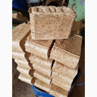 Топливный брикет из древесины RUF (руф)