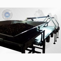 Сортировочный инспекционный стол для ягод малины, клубники, ежевики