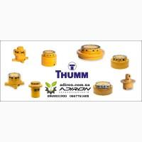 Ремонт гидравлического ротора THUMM