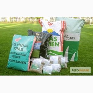 Семена газонных трав газон насіння газону