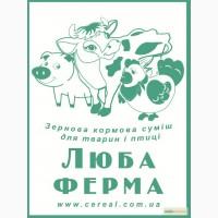 Продам комбикорм для крупного рогатого скота