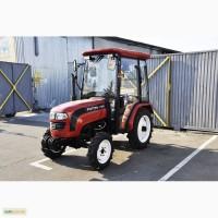Мини-трактор FOTON FT 244 с кабиной