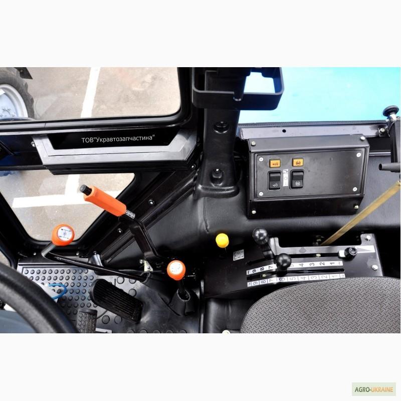 Беларус МТЗ-622: технические характеристики трактора