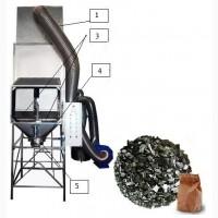 Дозатор древесного угля