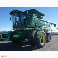 Комбайн зерновой роторный John Deere 9760 STS