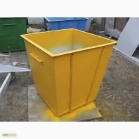 Продам мусорный контейнер (бак), сталь 1, 2 мм