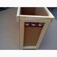 Тара (ящики) для перевозки пчелопакетов