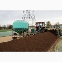 Органические удобрения - гумифицированный компост от производителя