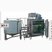 Вакуумная установка для грибов KV1 (Poland)