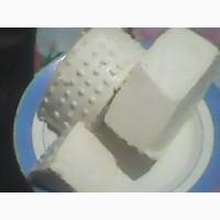 Очень вкусная, нежнейшая брынза - сычужный рассольный сыр, изготовленный из козьего молока