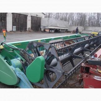 Жатка зерновая John Deere 625R