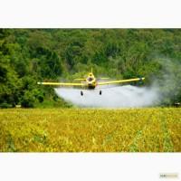 Обработка полей агроавиацией