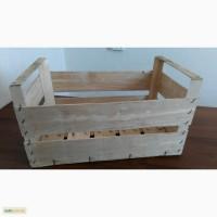 Ящики шпоновые для яблок в Крыму от производителя