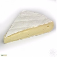Натуральный козий сыр бри. Вы можете купить сыр бри с плесенью в Одессе с доставкой
