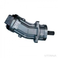Гидромотор аксиально-поршневой 310.3.112.01.06 | шпоночный вал, реверс