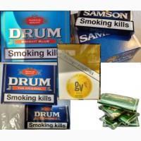 Европейский табак для самокруток - DUTY FREE