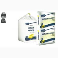 Сульфат Магнию / Siarczan Magnezu MgS 21-36