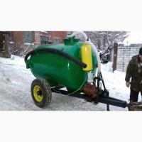 ЖЗВ-2, МЖТ-2 Машина, бочка для внесения жидкого навоза, жидких органических удобрений