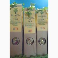 Элитный цветочный чай Пальмира Крым аромаптека