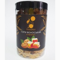 Грецкий орех карамель / Walnut kernel caramel