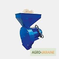 Зернодробилка ДТЗ КР-01, 200кг/час, зерно