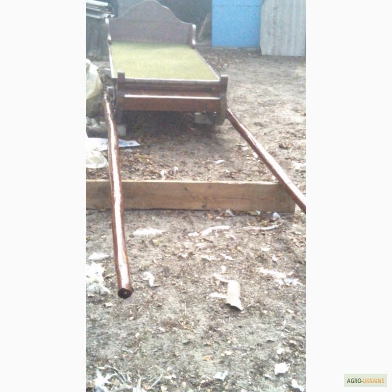 продам деревянные сани для лошади в идеальном состоянии цена