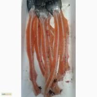 Отходы разделки лосося, форели, судака