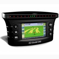 Системы параллельного вождения и GPS курсоуказатель